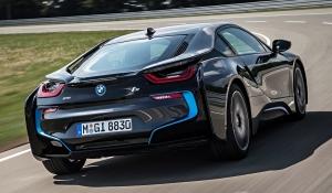 مشخصات فنی و عکسهای BMW i8
