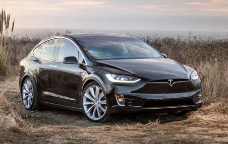 مشخصات فنی تسلا Model X مدل ۲۰۱۷ به همراه گالری تصاویر