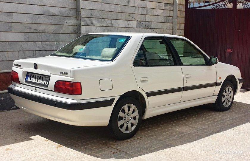 شرایط فروش محصولات ایران خودرو (بروزرسانی) / تیر ماه 1397