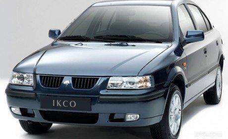 سمند LX EF7 بنزینی