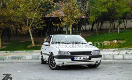 پژو ۴۰۵ SLX