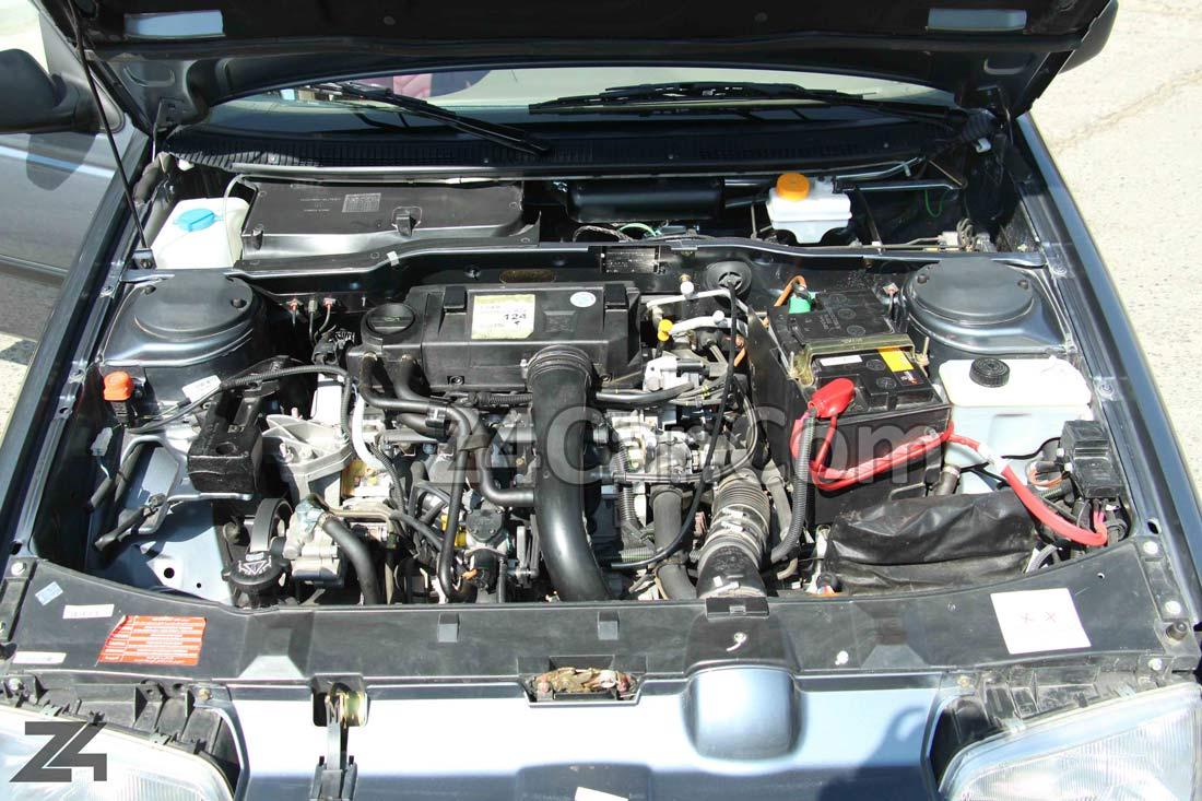 موتور 1.8 لیتری پژو 405 GLX