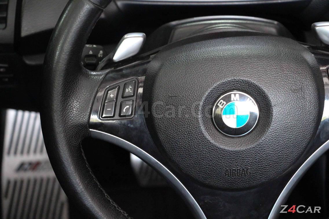 دکمه های فرمان بی ام و 125i کروک 2011