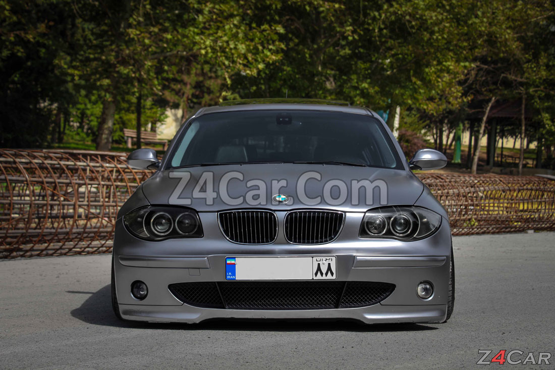bmw 120i hatchback 2007-2009