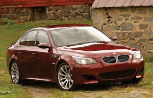 ب ام و سری 5 مدل 2005-2010