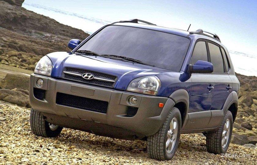 مشخصات فنی هیوندای توسان ix35 مدل 2008-2010 به همراه گالری تصاویر