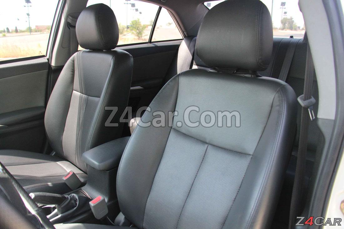 صندلی های جلو زوتی Z300 (آریو S300)