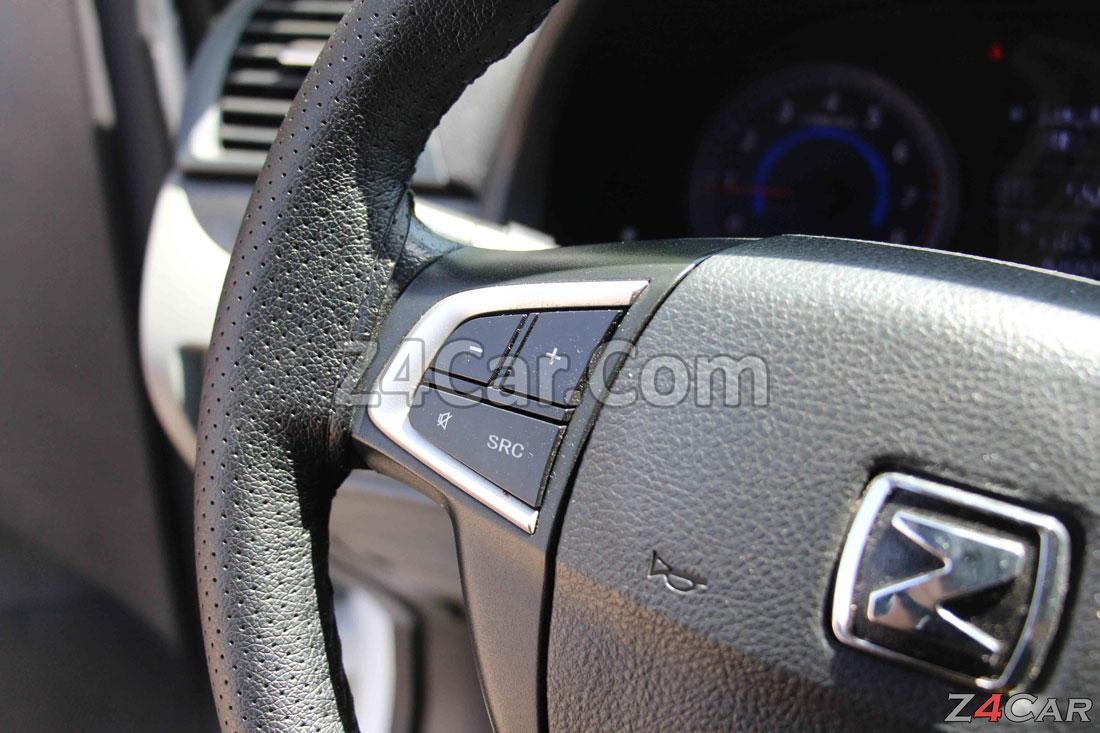 دکمه های فرمان زوتی Z300 (آریو S300)