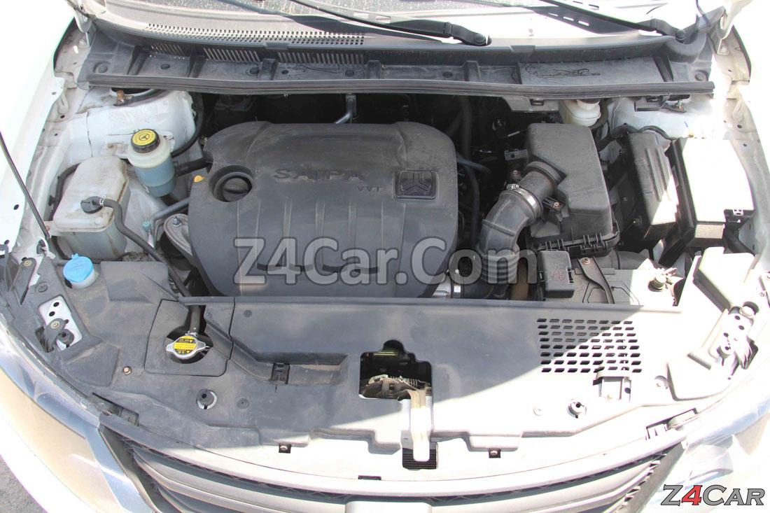 پیشرانه زوتی Z300 (آریو S300)