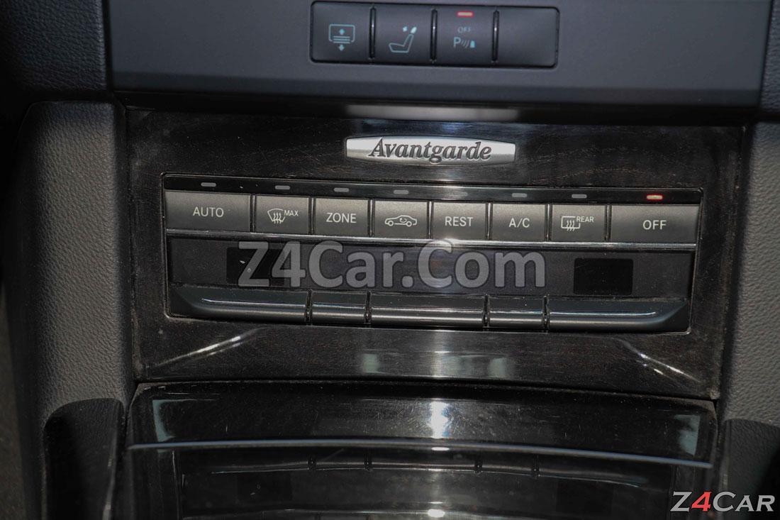 آپشنهای بنز E300 مدل 2013
