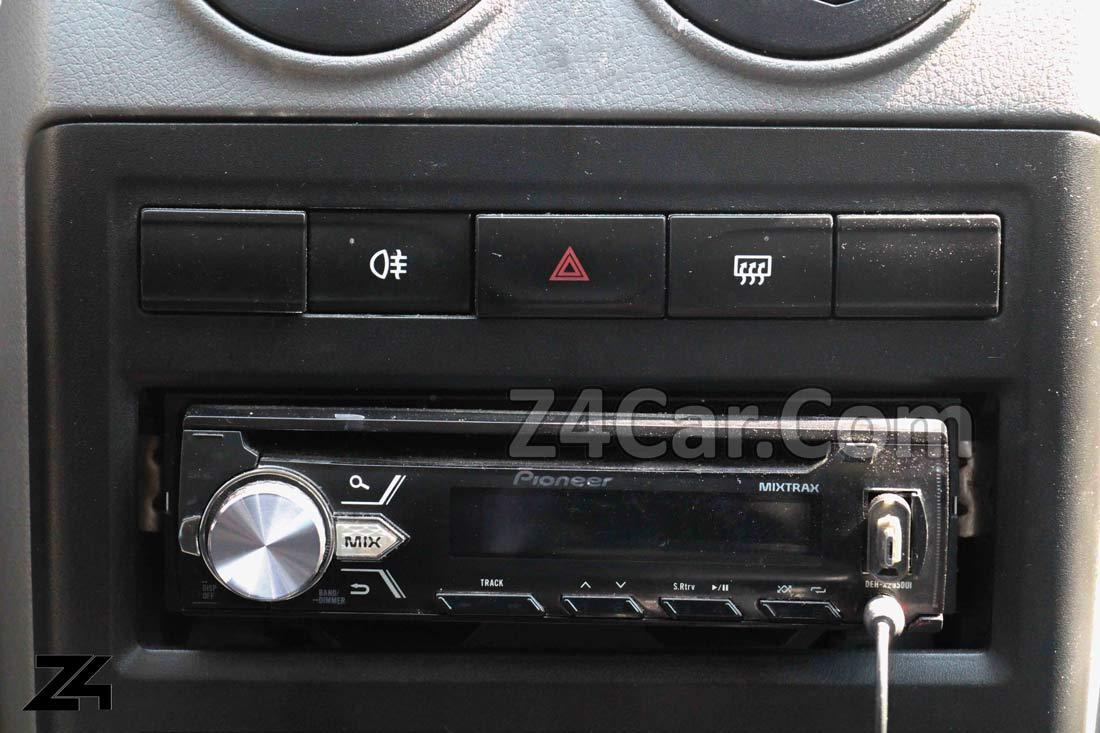 سیستم صوتی پراید 111 / pride 111