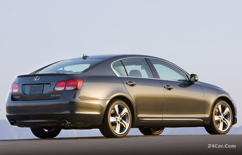 لکسوس GS مدل 2008