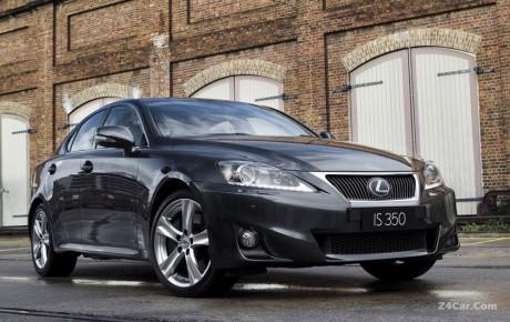 لکسوس is300 مدل 2009-2012