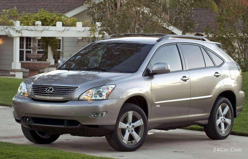 لکسوس RX مدل 2008-2009