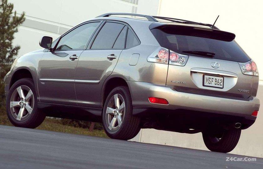 لکسوس RX مدل 2007-2009
