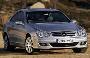 بنز سی ال کا CLK مدل 2005-2009