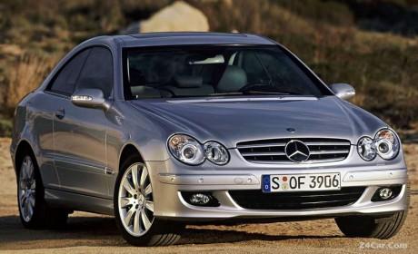 بنز CLK 2005-2006