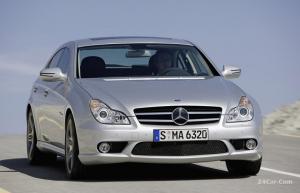 بنز سی ال اس CLS مدل 2005-2010