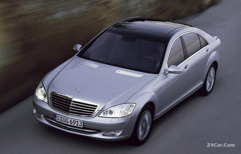 بنز S500 2006-2008