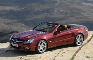 بنز اس ال SL مدل 2009-2012