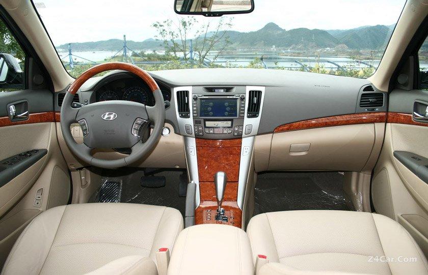هیوندای سوناتا مدل 2006-2010