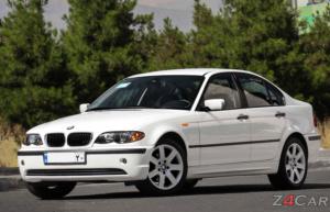 بی ام و سری 3 مدل 2005