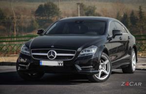 بنز CLS500 مدل 2011-2013