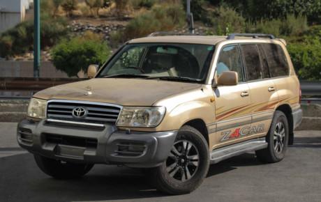 تویوتا لندکروزر 2007-2005