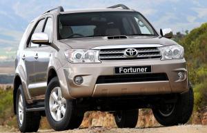 تویوتا فورچونر مدل 2010-2012