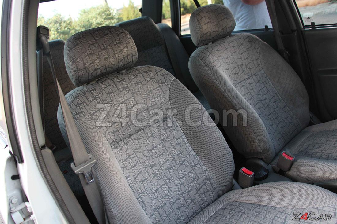 صندلی های جلو پراید 131