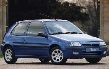 مشخصات فنی سیتروئن Saxo مدل ۲۰۰۰-۲۰۰۳ به همراه گالری تصاویر