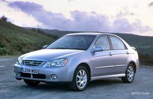 کیا سراتو مدل 2007-2009