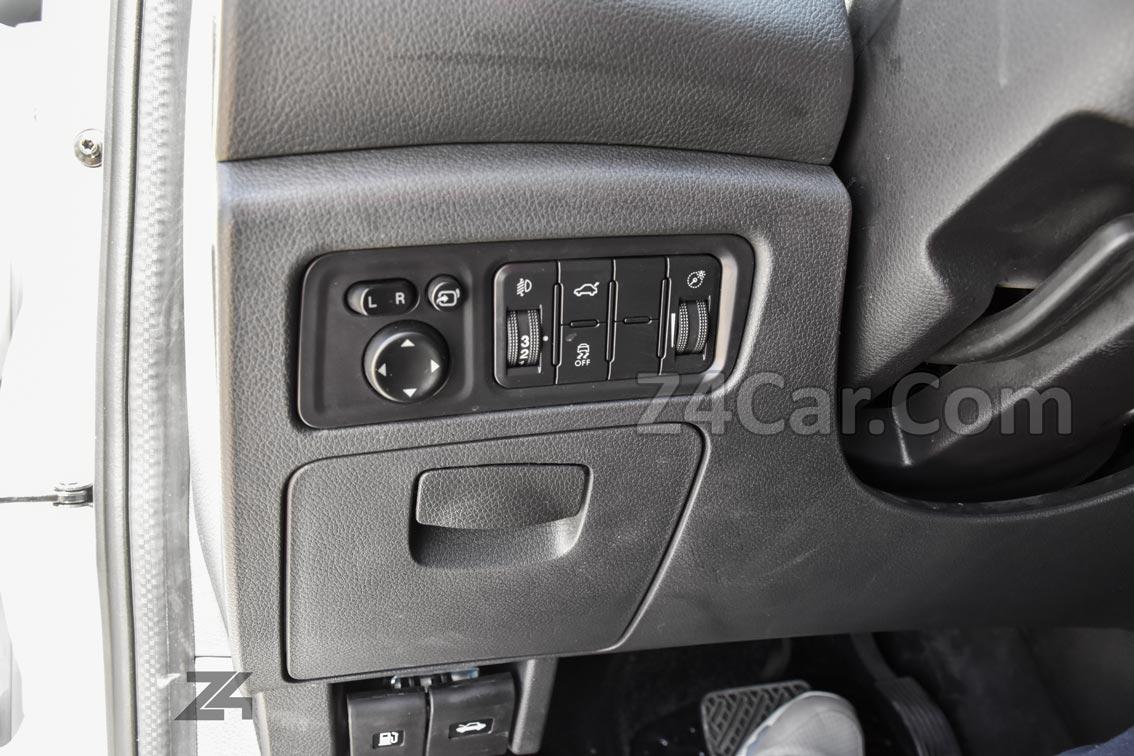 تجهیزات و آپشنهای هایما S5