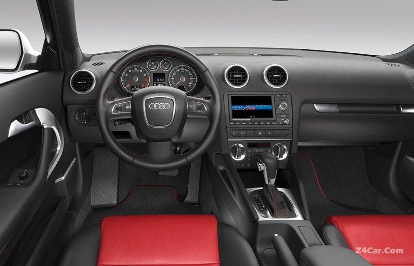 آئودی A3 مدل 2009-2012