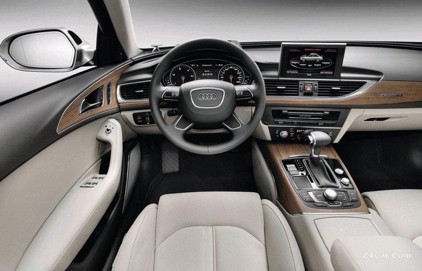آئودی A6 مدل 2012-2015