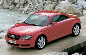 آئودیTT مدل1999-2006