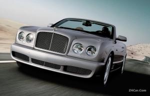 بنتلی آزور مدل 2007-2011