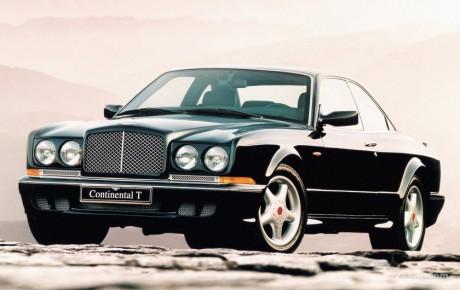 مشخصات فنی بنتلی کانتیننتال مدل ۱۹۹۲-۲۰۰۲ به همراه گالری تصاویر