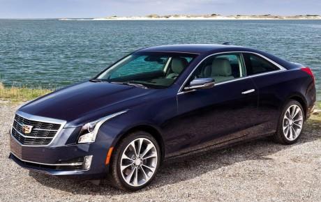 مشخصات فنی کادیلاک Cadillac ATS Coupe مدل ۲۰۱۵-۲۰۱۷ به همراه گالری تصاویر