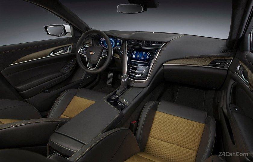 کادیلاک CTS-V مدل 2016-2017