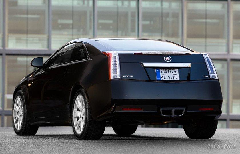 کادیلاک CTS Coupe مدل 2011-2014