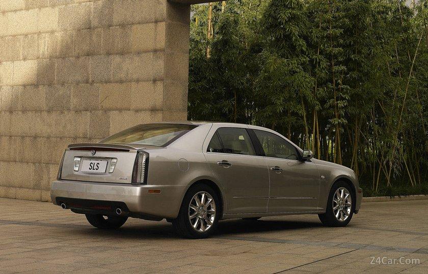 کادیلاک SLS مدل 2008-2009
