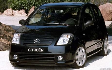 مشخصات فنی سیتروئن  C2  مدل ۲۰۰۴-۲۰۰۷ به همراه گالری تصاویر