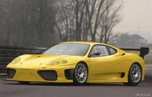 فراری 360 مدل 2000-2004