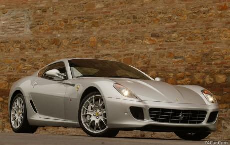 مشخصات فنی فراری ۵۹۹ GTB Fiorano مدل ۲۰۰۷-۲۰۱۱ به همراه گالری تصاویر