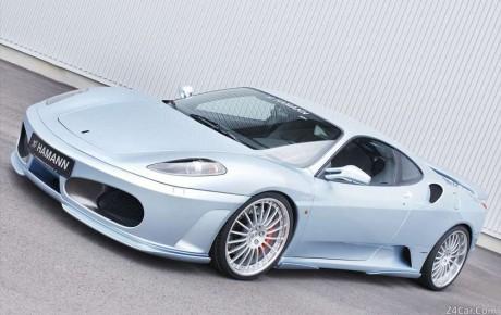 مشخصات فنی فراری F430 مدل ۲۰۰۵-۲۰۰۹ به همراه گالری تصاویر