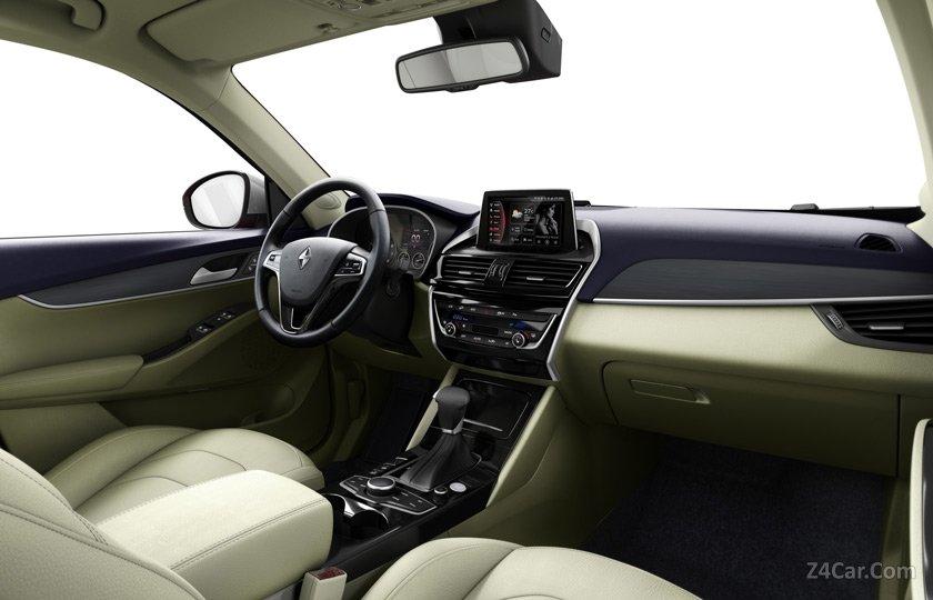 بورگوارد BX5 AWD Elite