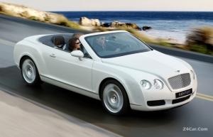 بنتلی کانتیننتالGTC مدل 2006-2009