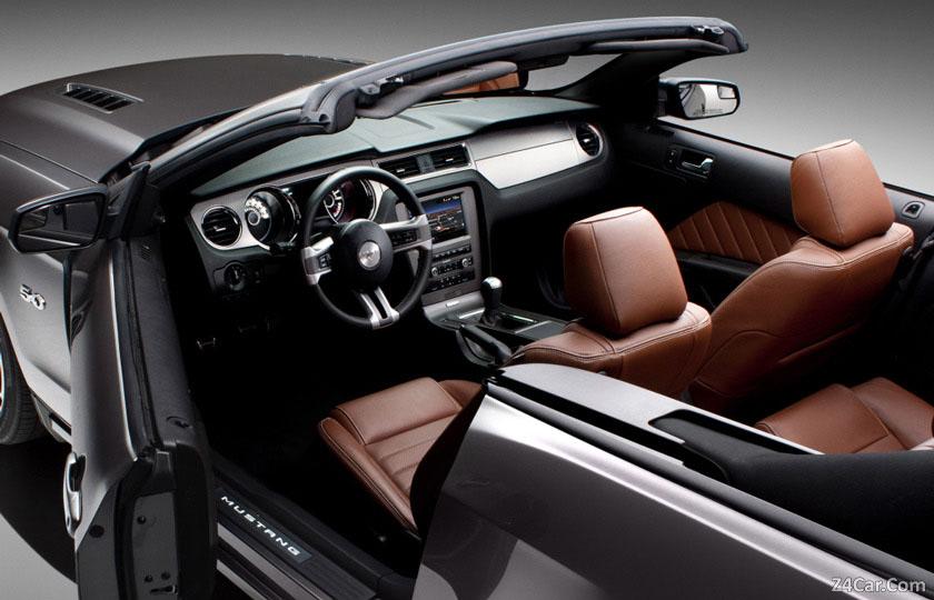 فورد موستانگ کروک مدل 2013-2014