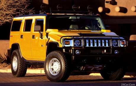 مشخصات فنی هامر H2 مدل ۲۰۰۳-۲۰۰۷ به همراه گالری تصاویر